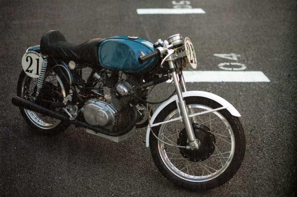 Honda-Racer