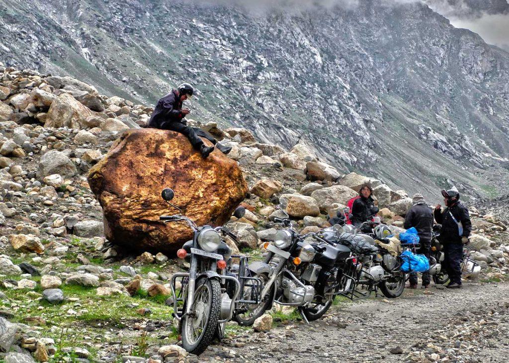 Lahul-roadside