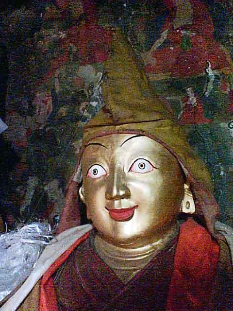 Lama-painting