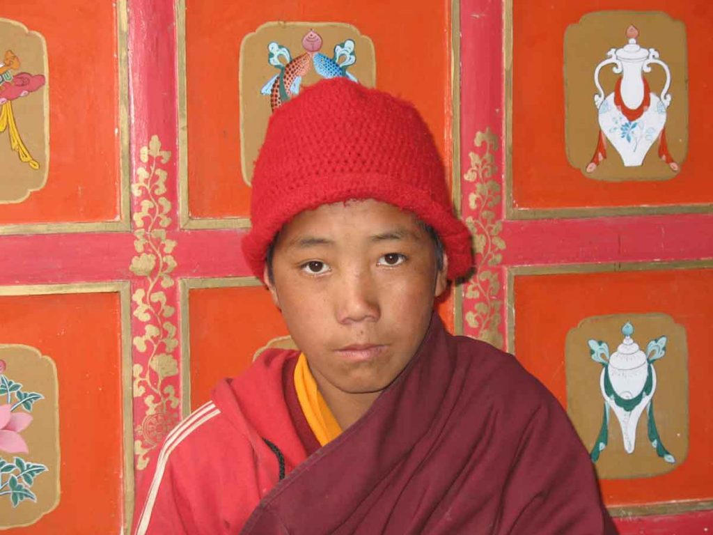 Monk-boy