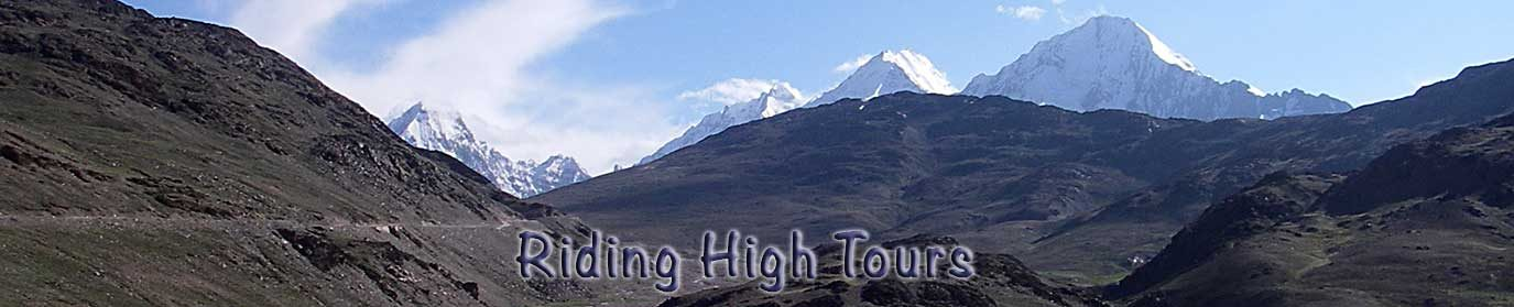 Riding High Tours
